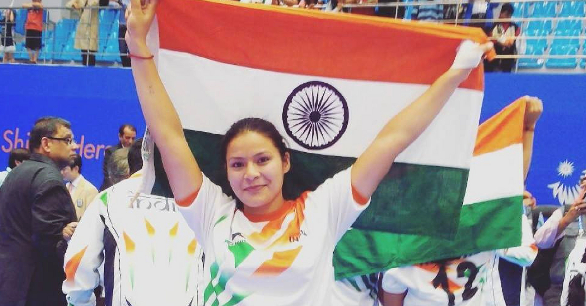 From Sweeping Dhaba Floors to Winning Gold for India, Himachal Girl Defines True Grit!