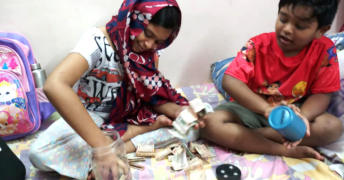 Humanity From Our Youngest: Kochi Kids Break Piggy Bank For #KeralaFloodRelief