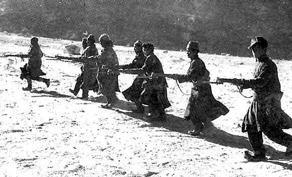 Nubra Guards. (Source: Claude Arpi)