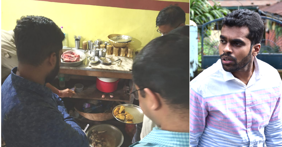 Bengal's 'Singham' IAS Officer Cracks Whip, Resolves to Ensure His District Eats Safe!