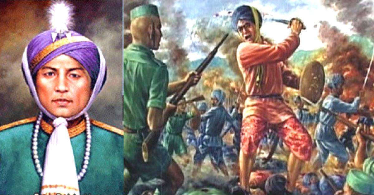 Paona Brajabashi, The Manipuri Major Who Chose Death Over Serving The British