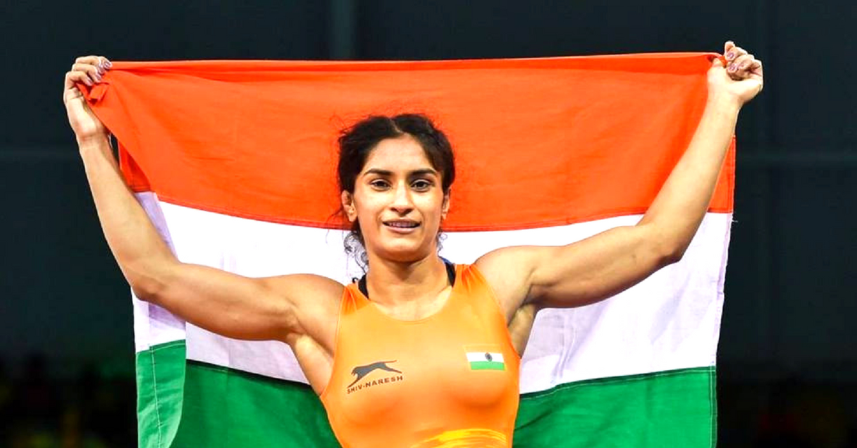 This WhatsApp Message Laid The Foundation for Vinesh Phogat's Historic Gold Win!