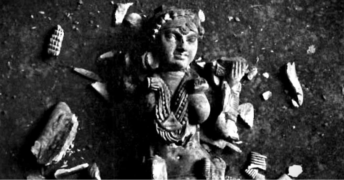 Mystery of Pompeii Lakshmi: The 2000-YO Link Between India & the Roman Empire!