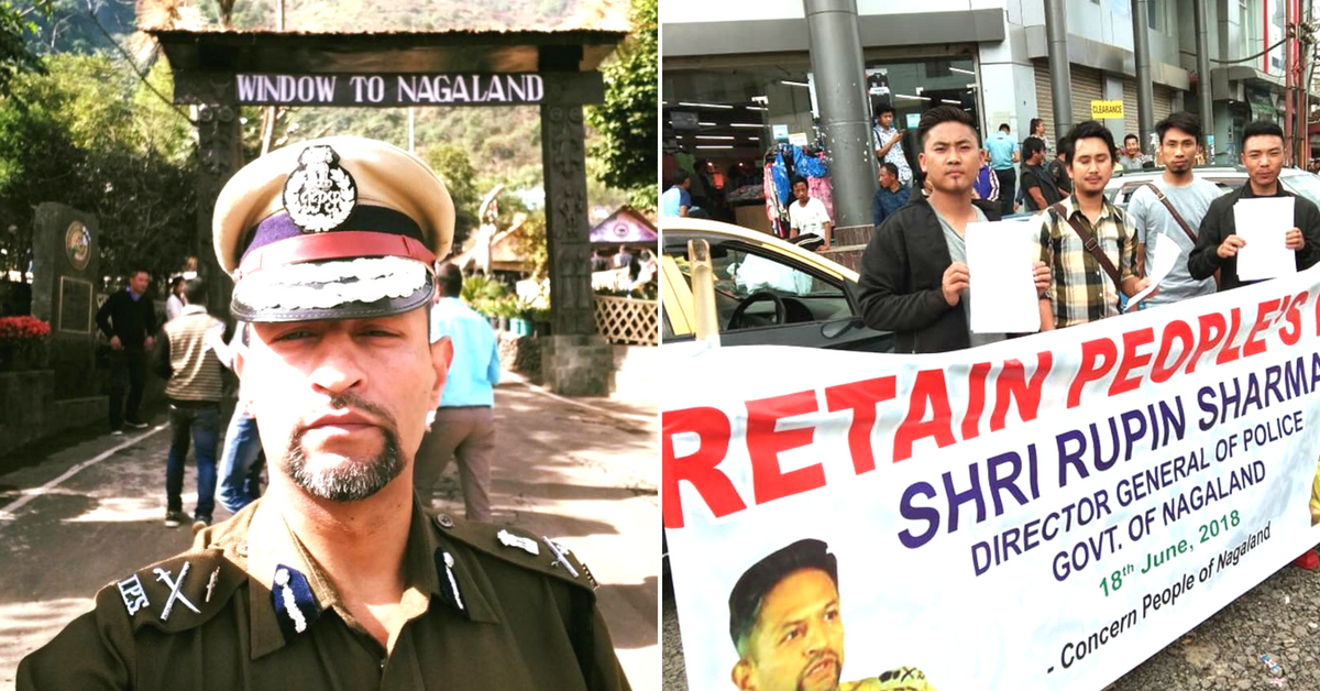 Why Nagaland Came Out In Support Of The Super Cop Who Nabbed Abu Salem!
