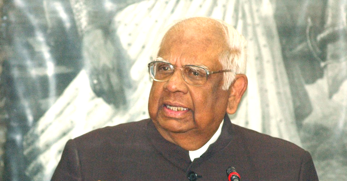 Somnath Chatterjee: The Stalwart Speaker Who Held Parliament Above Party