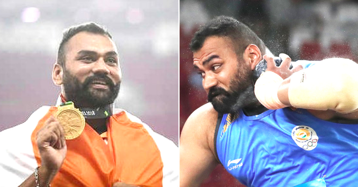 As Father Battled Cancer, India's 'Toor de Force' Broke Asian Games Record to Win Gold!
