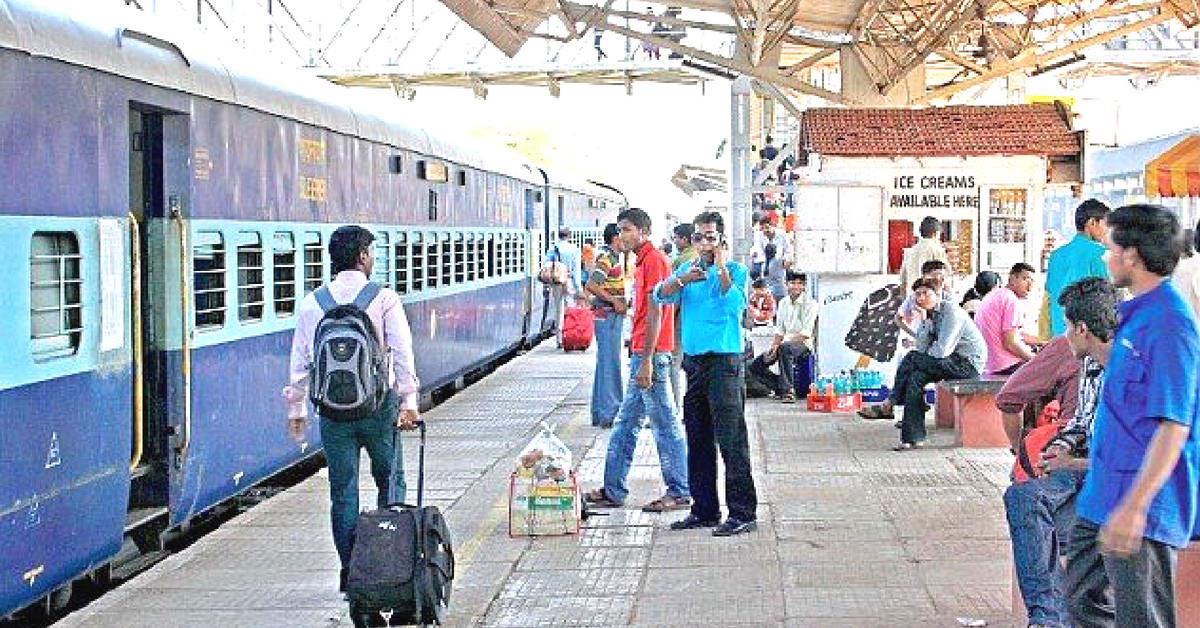 Lost Your Train Ticket & Need a Duplicate One? Here's What You Can Do!