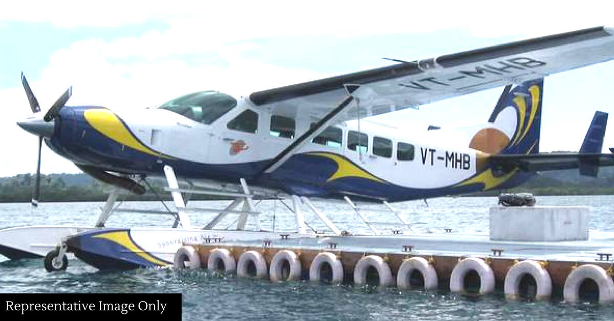 Want to Fly in a Seaplane? Sabarmati, Chilika to Get India's First 'Water Aerodromes'!