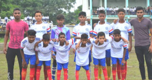 The kids in Madhya Pradesh are good in football, and Riverside Leagues is helping them realise their potential. Image Credit: Riverside Leagues