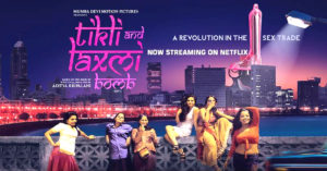 Film poster. (Source: Facebook/Tikli and Laxmi Bomb)