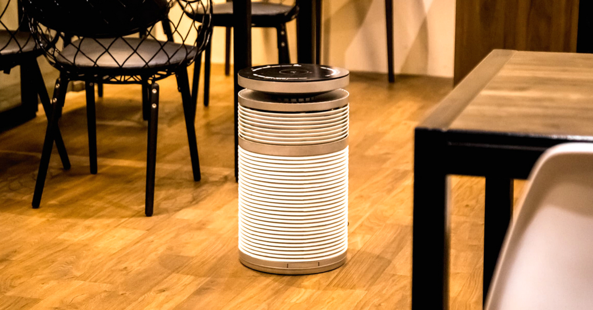 India's First Indigenously Built Smart Air Purifier Unveiled, Courtesy IIT Madras!