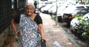 Humans of Bombay, Leela Aunty