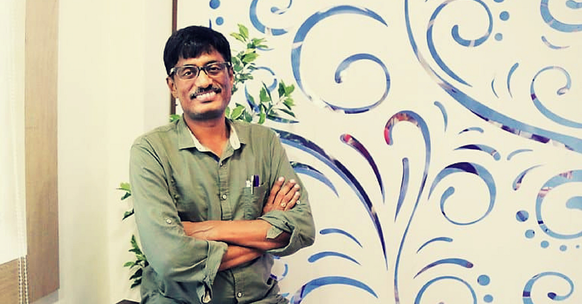This Man Gave up an IRS Job to Sow The Seeds of Change in 7000 Villages, 30 Lakh Acres!