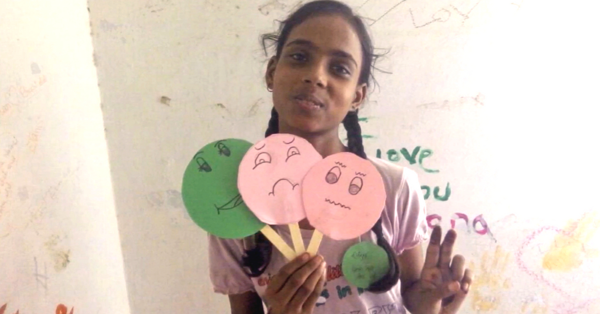 Want to Communicate Better With Your Kids? Try This DIY Kit by Govt. School Students