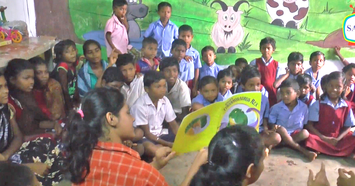 By Kids, For Kids: This Amazing Plan Will Arrange 50,000 Books for Odisha's Schools