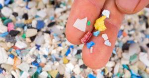 Microplastics IIT B Study