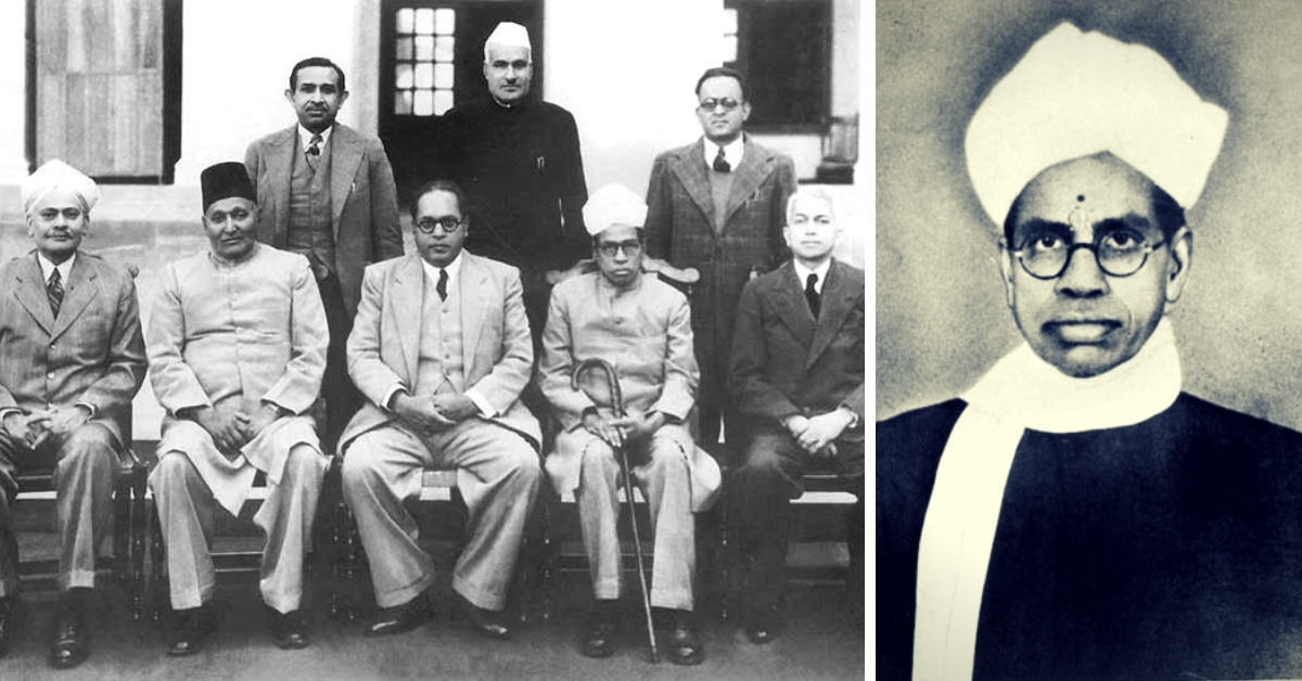 Alladi Krishnaswami: An Architect of the Constitution Who Was 'Better' Than Ambedkar