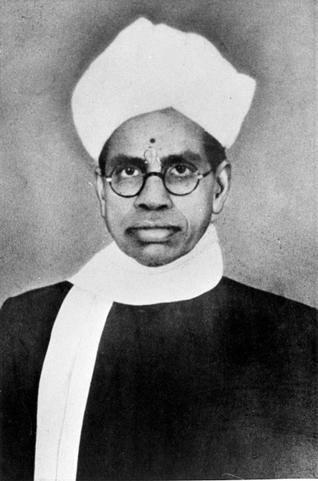 Alladi Krishnaswamy Ayyar. (Source: Facebook/Nurul Laskar)