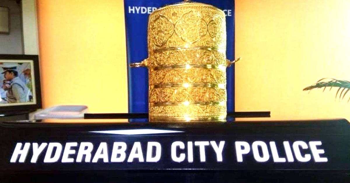 4 Kg Gold Tiffin Box & More: Here's How Hyderabad's Cops Cracked the Nizam Case