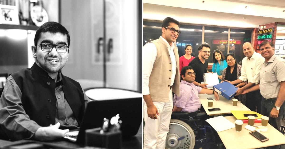 Meet the Delhi Man Fighting To Get Indian Sign Language Officially Recognised