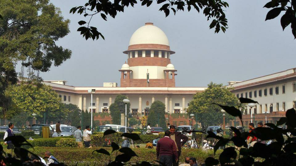 Supreme Court of India. (Source: Wikimedia Commons)