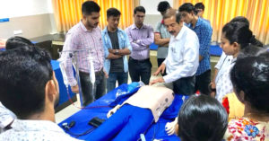 The Karnataka team of doctors has decided to train civilians to be excellent first-responders. Image Credit: Saviour