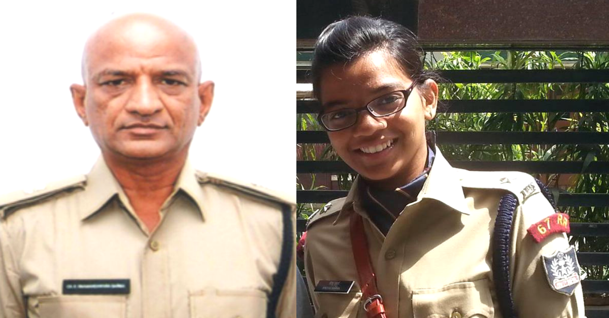 Heartwarming! Proud Cop Father Salutes IPS Officer Daughter in Hyderabad