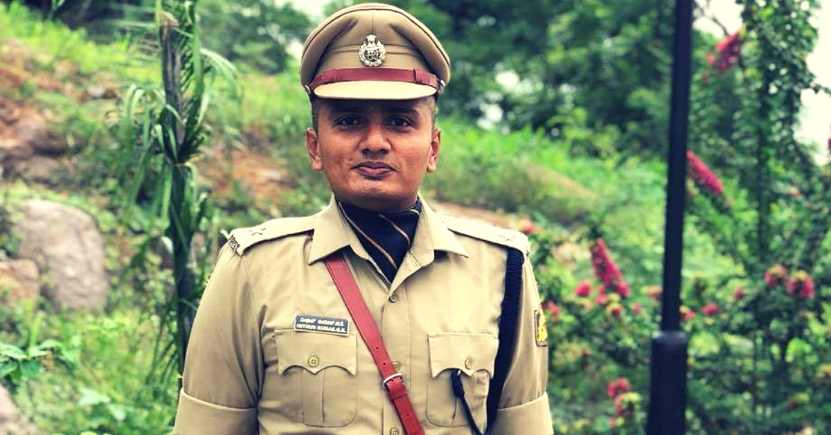 'Was a Backbencher, Failed UPSC 4 Times': IPS Officer's Post Wins Netizens' Hearts