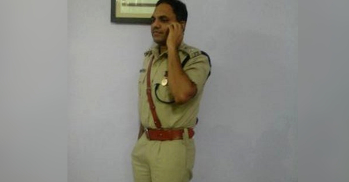 Leaders Can Learn a Lot From What This Gujarat IPS Officer Did For a Constable!