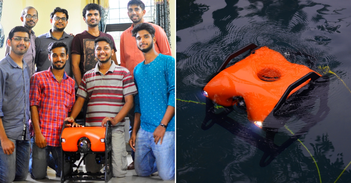 India's First Underwater Robotic Drone Unveiled: 8 Interesting Facts to Know!