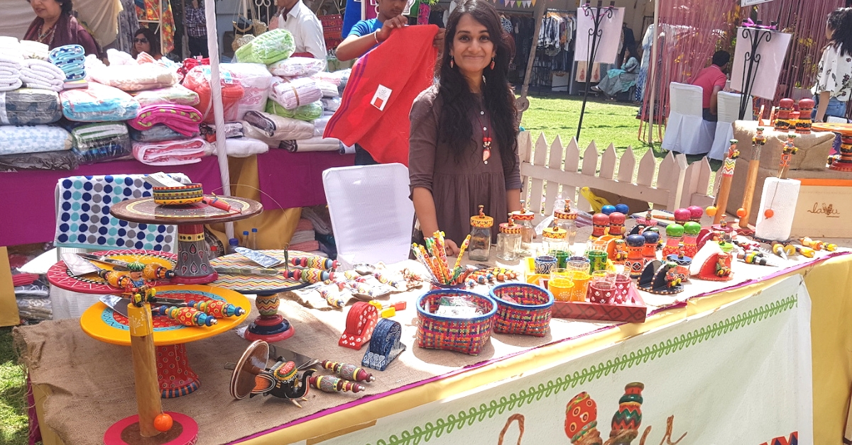 Meet The One-Woman Army Reviving Varanasi's Ancient Craft One 'Lattu' at a Time
