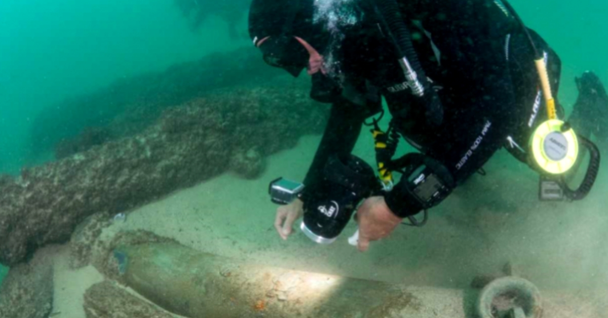 400-YO Shipwreck Reopens Ancient Chapters in India's Global Trade Saga