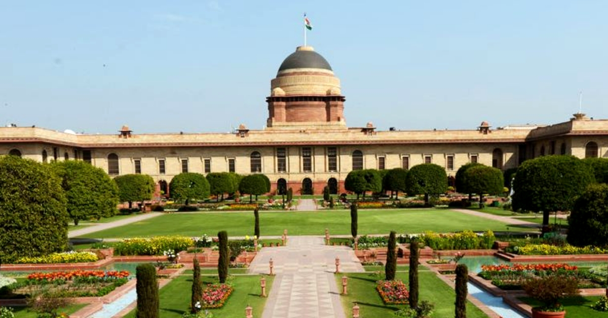 1400 per Month to 0! Rashtrapati Bhawan Goes Green Through This Amazing Step