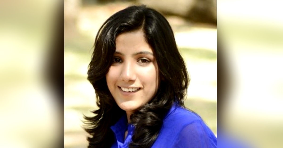 Just 28, MP Girl Becomes 1st Indian on 'Women to Watch in UAS' Award List!