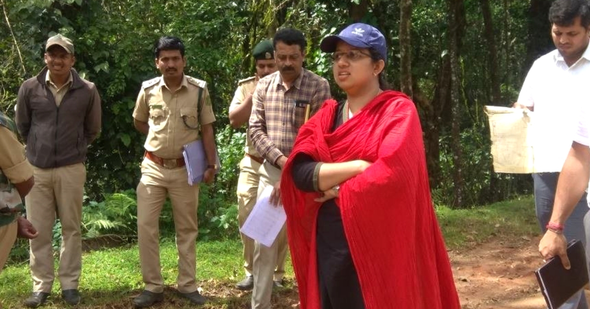 Kodagu IAS Officer Led Rescue Missions Even as Her 4-YO Son Lived in a Relief Camp!