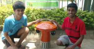 Flobot Innovation by Bengaluru Students