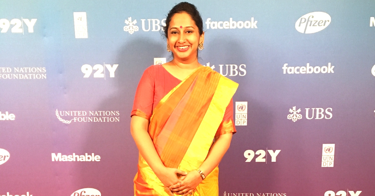 Thanks to This MBA Grad, Thousands of Indian Moms Can Now Breastfeed Without Fear!