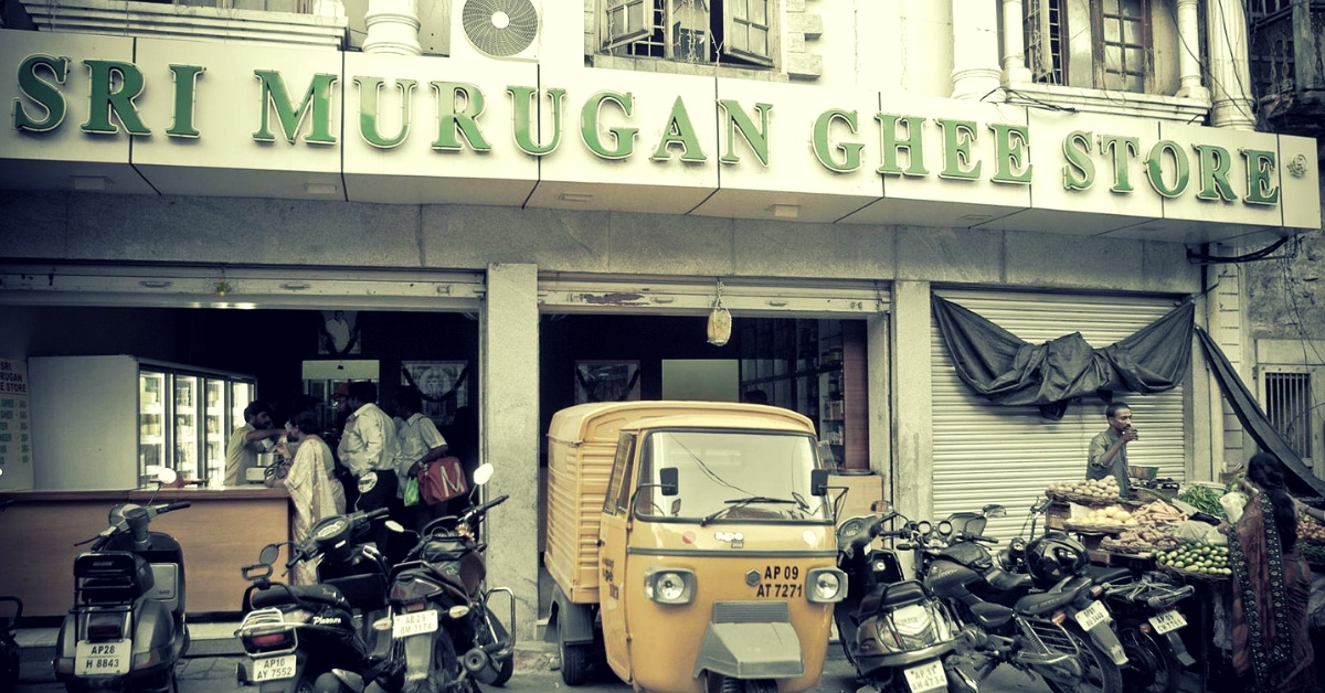 Food Secrets: Why This 70-Year-Old 'Ghee Destination' in Hyderabad Is a Culinary Legend