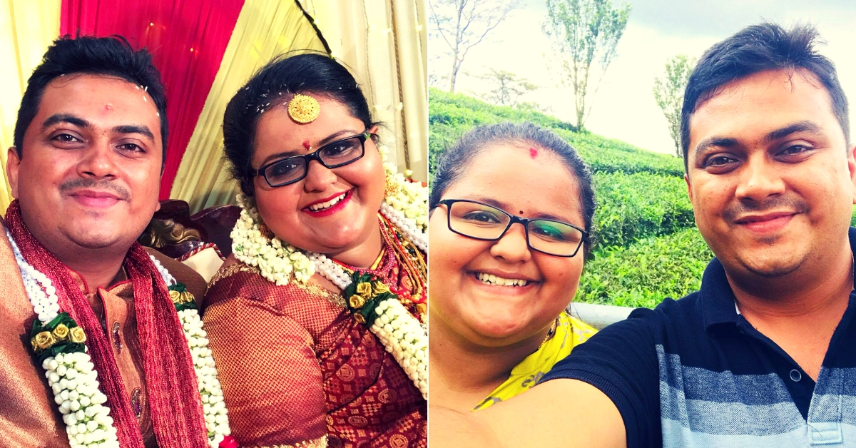 Kerala Man's Brilliant Reply To Trolls Fat-Shaming His Wife Wins Over Netizens!