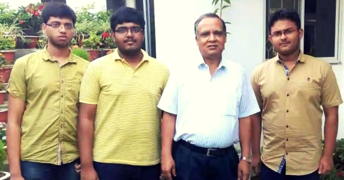 Meet the Jharkhand IAS Officer Who Quit His Job to Mentor Deserving IIT Aspirants