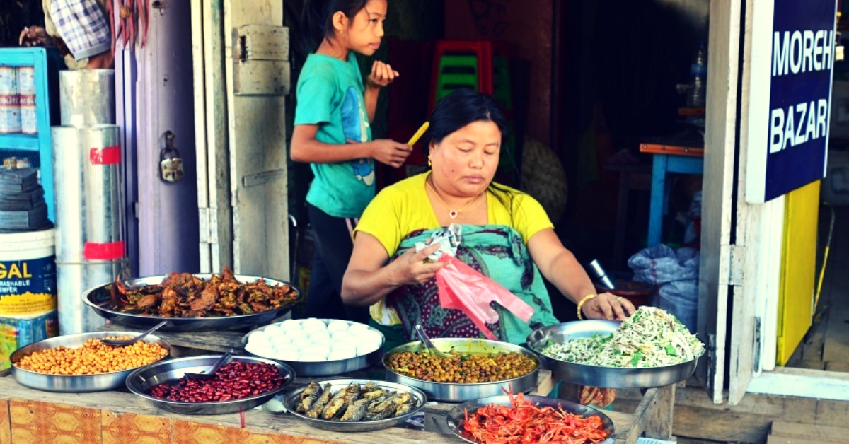 India & Myanmar: This Unique Manipuri Town Lets You Experience Both Worlds!