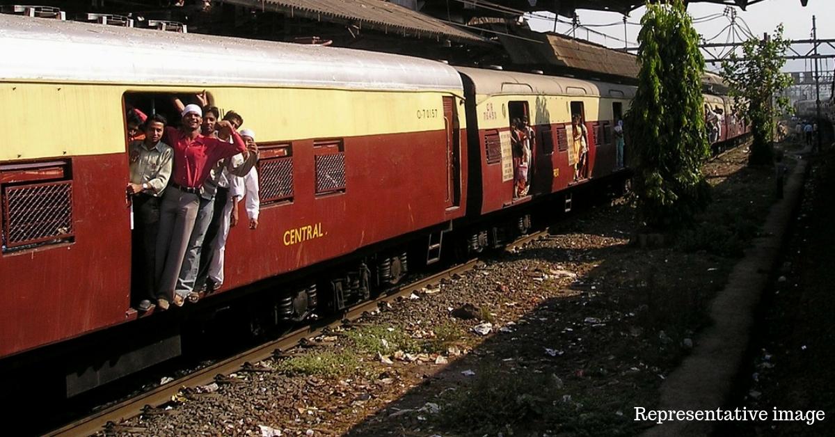 Mumbai Motorman Turns Hero, Stops Train to Save Life of Injured Man!