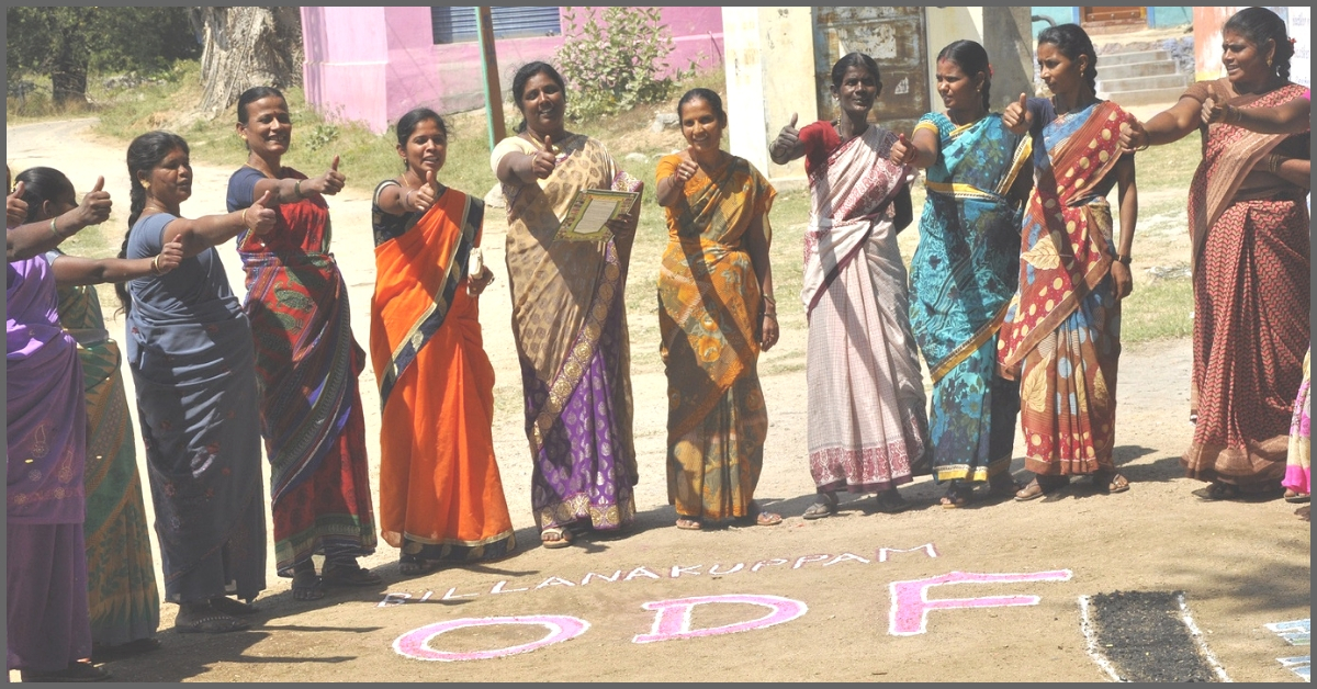 How Women Played a Huge Role in Making 12 TN Villages Open Defecation Free