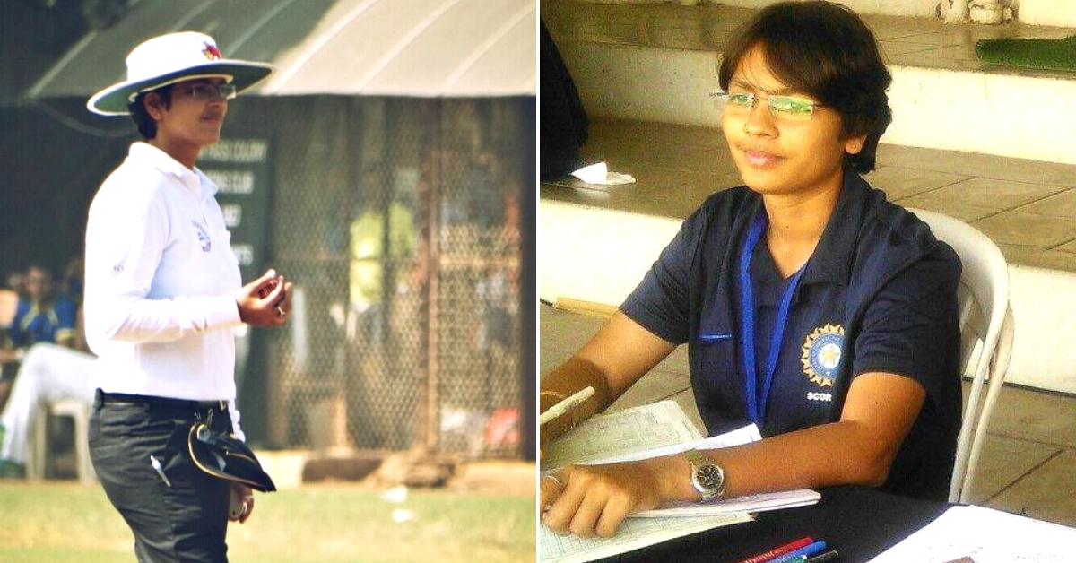 One of India's First Female Umpires, Gritty Mumbai Woman Smashes Gender Barriers!