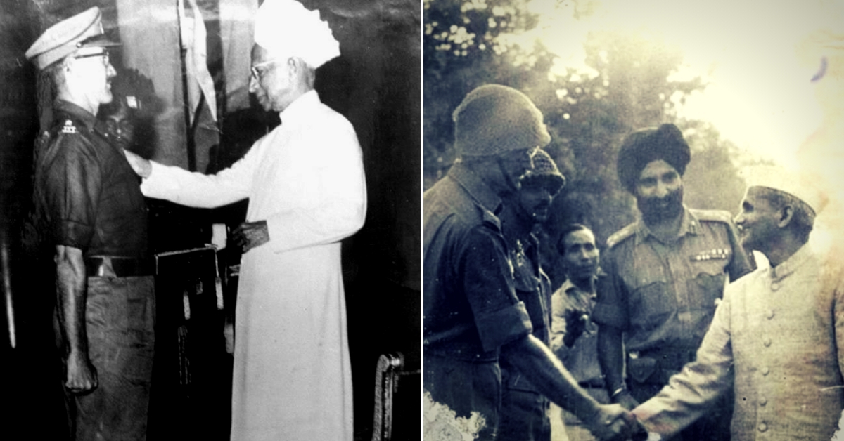Born in Ireland, This Forgotten Hero Led India in Its Greatest Infantry Battle