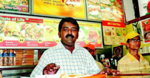 From Rs 150Month to a 30 Cr Company_ This TN Man Set Up an Empire By Selling Dosas!
