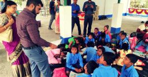 IAS Officer's Zero-Cost Model Educates 20,000 Kids Battling Poverty, Trafficking (1)