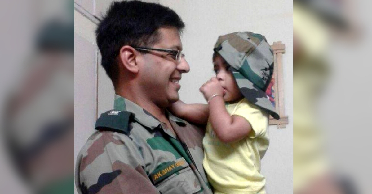 Heartwarming! Twitter Pours B'Day Wishes on 5-YO Who Lost Her Father to Terrorists 2 Years Ago