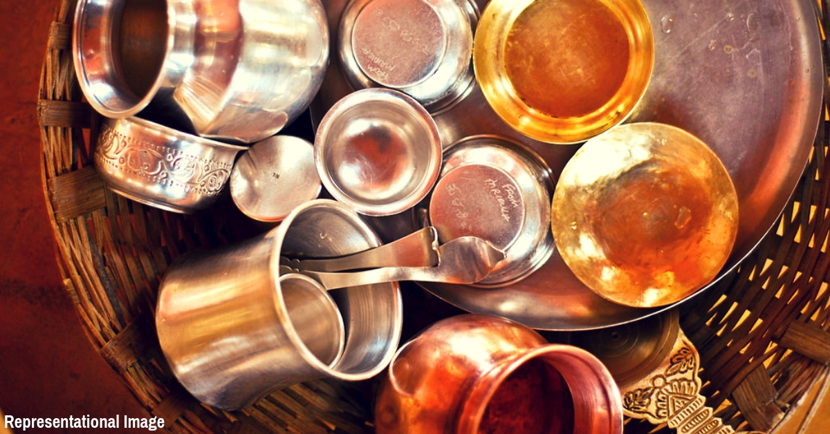 Mumbaikars Give Gold a Miss on Dhanteras, Replace Plastic With Copper, Steel & Glass!