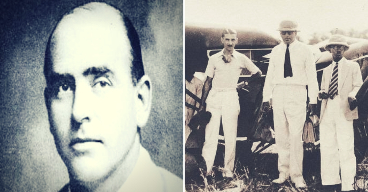 Meet The South African Pilot JRD Tata Called the Undoubted 'Founder of Indian Air Transport'